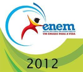 Enem 2012 Inscrições