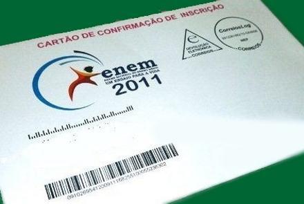 cartao confirmacao enem Cartão de Confirmação do Enem Online