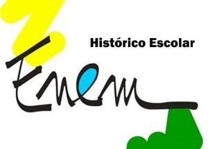 enem historico escolar Enem   Histórico Escolar