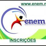 enem inscricoes 150x150 ENEM 2015 Inscrições