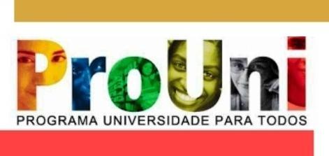 Prouni 2016 – Inscrição